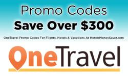 OneTravel Promo Code Groups