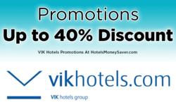 VIK Hotels Discount