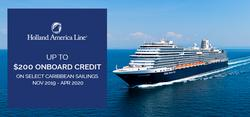 2019 LMT Cruise Promo Code