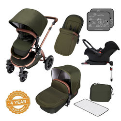 Ickle Bubba Stomp V4 Galaxy Travel System