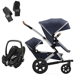 Joolz Geo 2 Duo with Travel System Options
