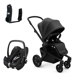 Joolz Hub & Carrycot with Travel System Options