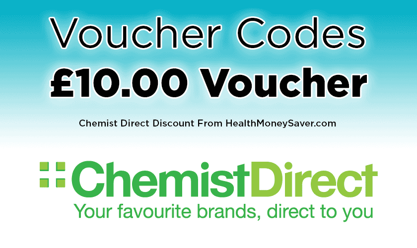 Chemist Direct Voucher