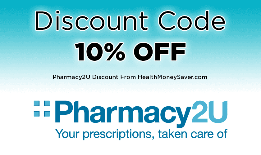 Pharmacy 2U Discount Code
