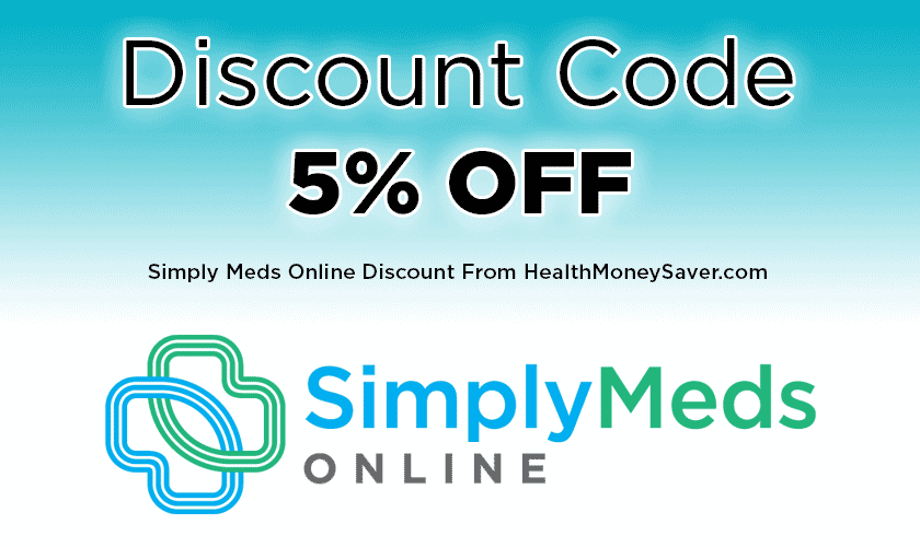 SimplyMedsOnline Discount Code