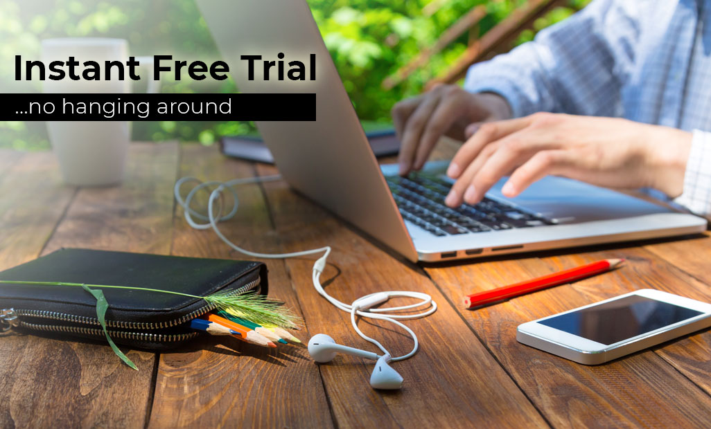 Instant Free Trial