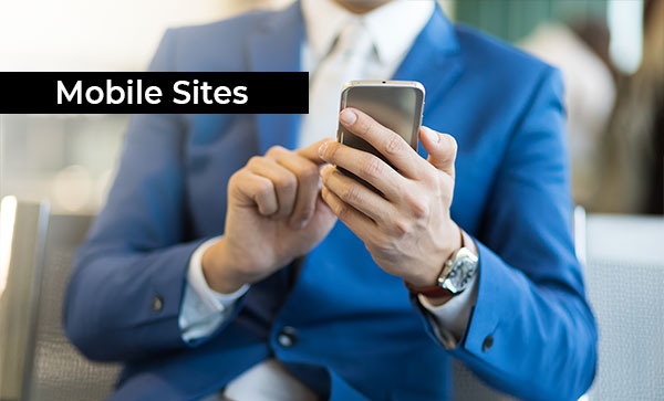 Fully Optimised Website for Mobile Phone Browsers