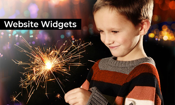 Free Widgets to Supercharge to your Website