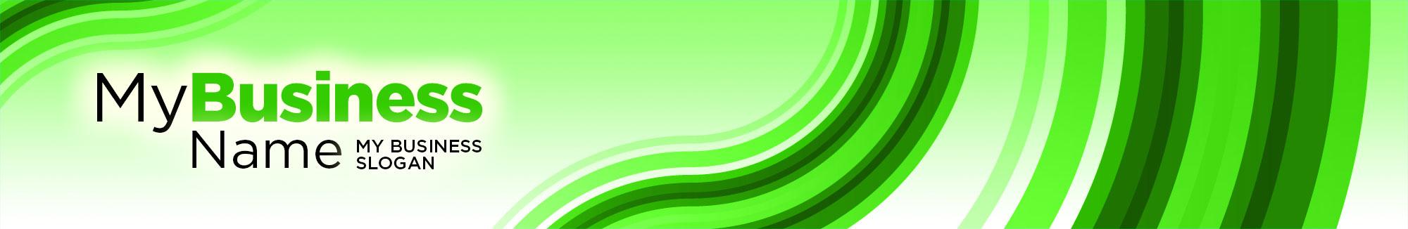 Green Environmental Website Template